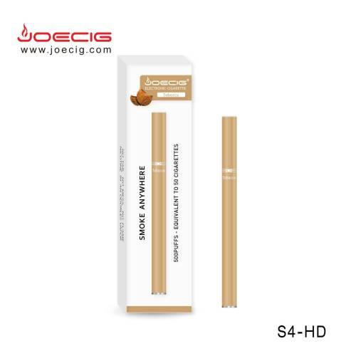 JOECIG蒸发器笔一次性e cig电子带800个泡芙一次性水烟笔