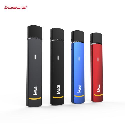 منتجات جديدة 1 مللي vape pods pen OEM المتاح المجوس السيجارة الإلكترونية