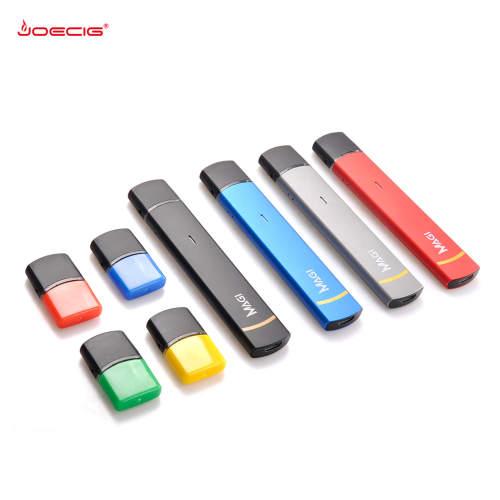 Joecig manufacturer Leaking proof 1ml refillable cbd ecig vape pen