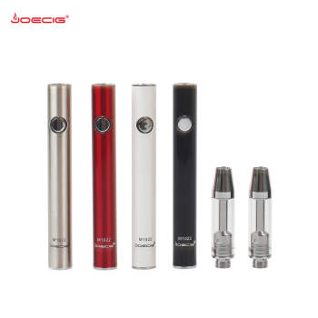 2018 hot Alibaba China memproduksi Joecig M1022 cbd cartridge
