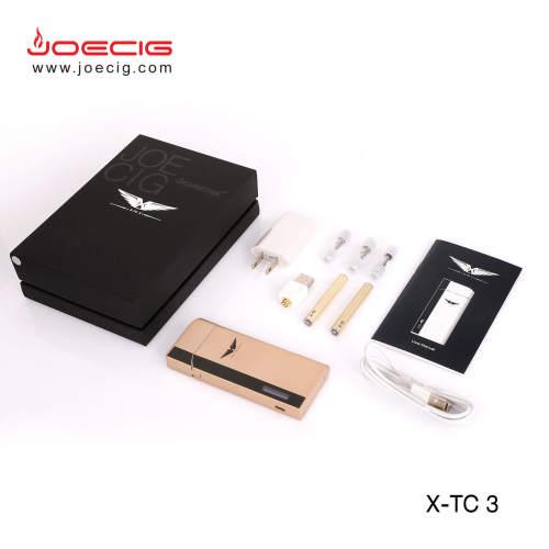 Joecig vape pen hot sale pcc case starter kit Joecig X-TC3 in stock