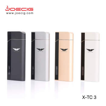 New released ecig Joecig pcc case ecig vape pen X-TC3 in stock now