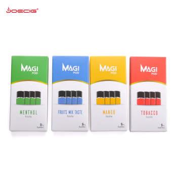 Newest rechargeable battery MAGI 240mah electronic cigarette wholesale vape pod