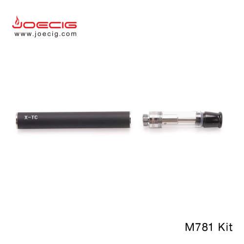 أعلى ملء cbd خرطوشة 0.3 ملليلتر vape القلم وزارة الدفاع الإلكترونية السجائر المصنعة الصين