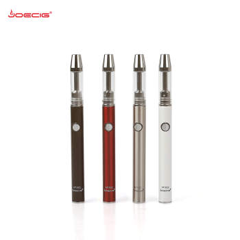 Joecig 240mAh Mini rechargeable battery CBD cartridge 510 vape pen Start kit