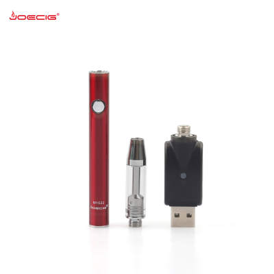 مصنع للتسوق عبر الإنترنت كندا Joecig vape دخان السيجارة الإلكترونية CBD خرطوشة بخار جديد