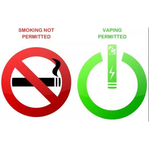 The New Zealand government advises smokers to use e-cigarettes!