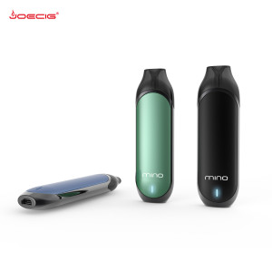 2019 shenzhen electronic cigarette factory joecig empty disposable vape device Mino