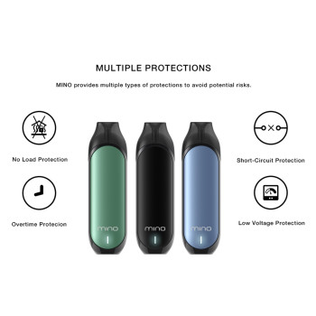 2019 Best Seller Wholesale  caring replaceable vape 1.5 ml capacity disposable vape pen