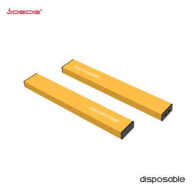 شعبية النيكوتين نفخة بار VAPE القلم 1.3ml الأناناس عصير الليمون Vape Pod