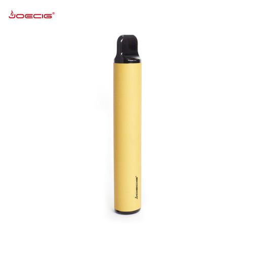 2020烟熏加上便携式尼古丁盐烟缸电子烟一次性Vape笔