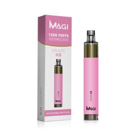 Joecig Magi 1500puffs adjustable airflow ecig hot sell USA