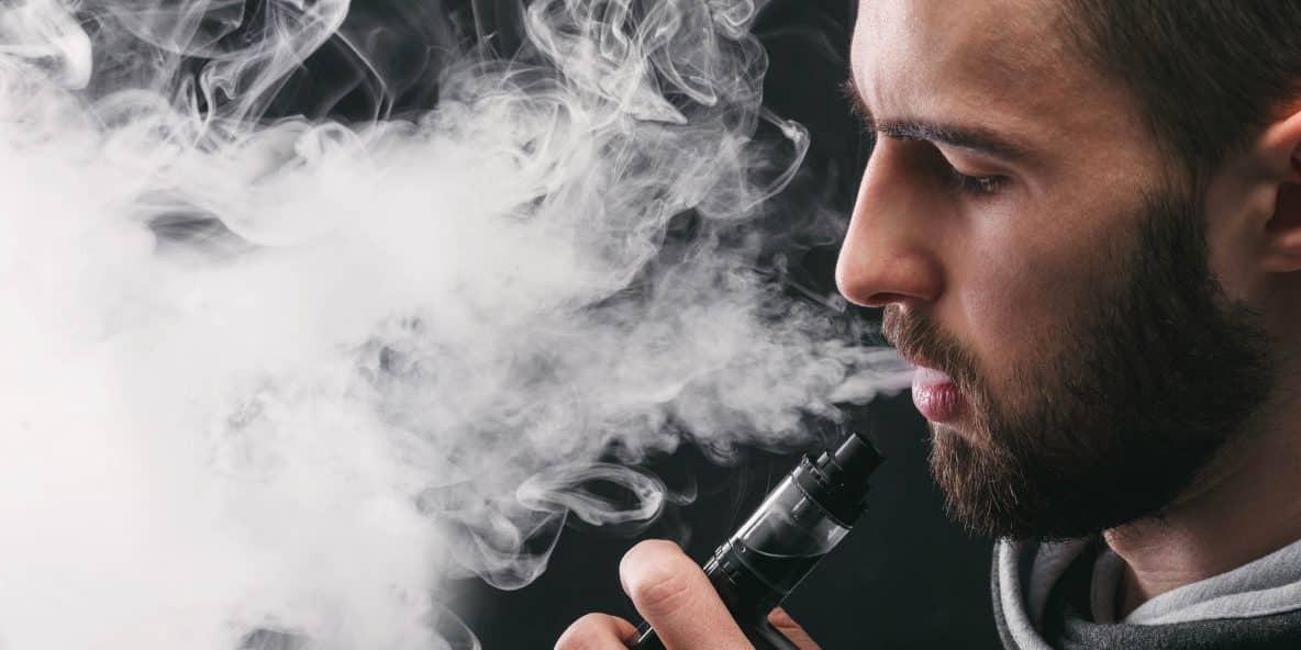 komponen utama rokok elektrik