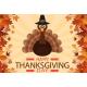 * Selamat hari Thanksgiving *