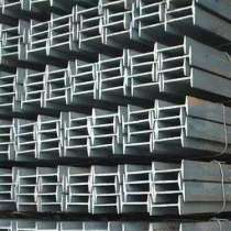 low carbon steel I beam