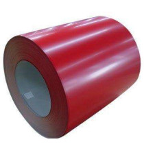 PPGI, color cold rolled steel coil from Chinese steel mill, low carton steel