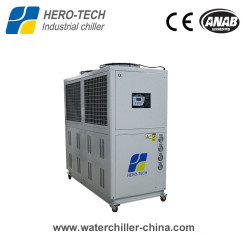 Air cooled industrial chiller HTI-8AD/8HP