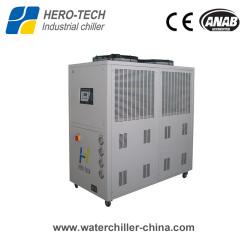 Air cooled industrial chiller HTI-10AD