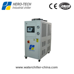 Air cooled industrial chiller HTI-6A
