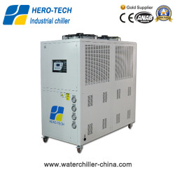 Air cooled industrial chiller HTI-12AD/12hp