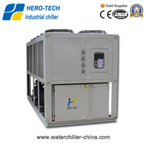 Screw Type Air-cooled Glycol Chiller HTSL-90A