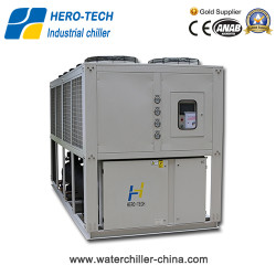 Screw Type Air-cooled Glycol Chiller HTSL-100A