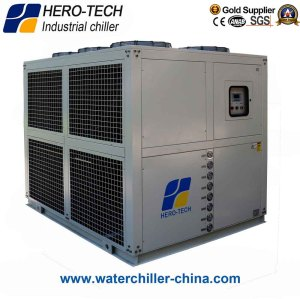 Air cooled industrial chiller HTI-40AF