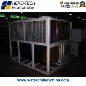 Air cooled industrial chiller HTI-50AF
