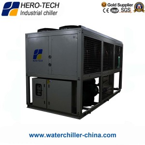 air cooled screw chiller HTS-200AD/200TON