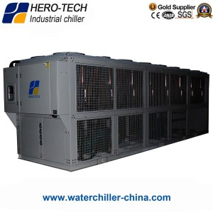 air cooled screw chiller HTS-150AD/150TON