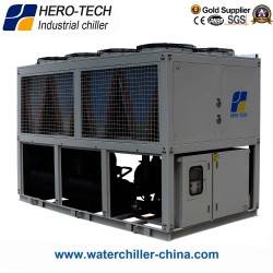 air cooled screw chiller 120HP/120TON