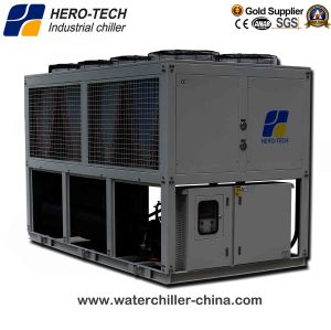 air cooled screw chiller 85HP/85TON