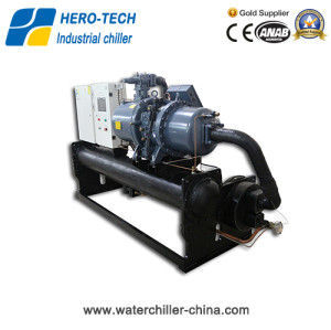 Water cooled screw chiller HTS-540WD/540TON
