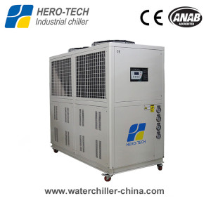 Air-cooled Low Temperature liquid Chiller HTLT-12AD