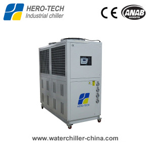 Air-cooled Glycol processing chiller HTLT-8AD