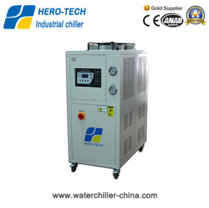 Air-cooled Low Temperature Industrial Chiller HTLT-5A