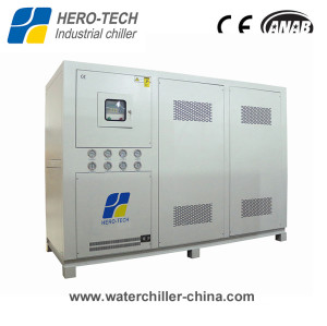 Water cooled glycol chiller HTLT-50WF