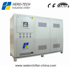 Water cooled glycol chiller HTLT-40WF