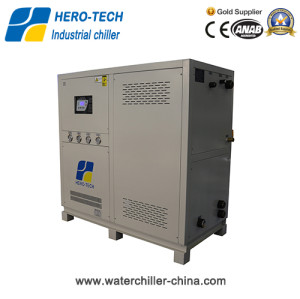 Water cooled glycol chiller HTLT-25WD