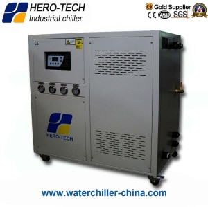 Water cooled glycol chiller HTLT-12WD