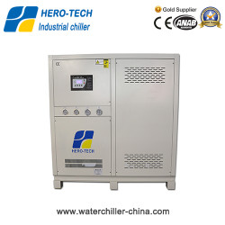 Water cooled glycol chiller HTLT-8WD