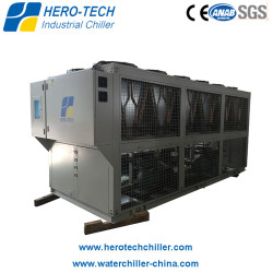 Screw Type Air-cooled Glycol Chiller HTSL-120AD