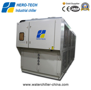 Screw Type Air-cooled Glycol Chiller HTSL-140A