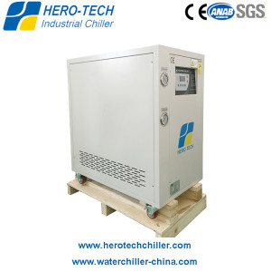 Water cooled industrial chiller 3TON to 60TON