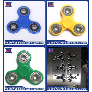 Foundry Price 2017 Hottest Toy Metal Fidget Spinner Finger Spinner Toy