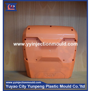 Injection plastic electric calculator shell mould making in china