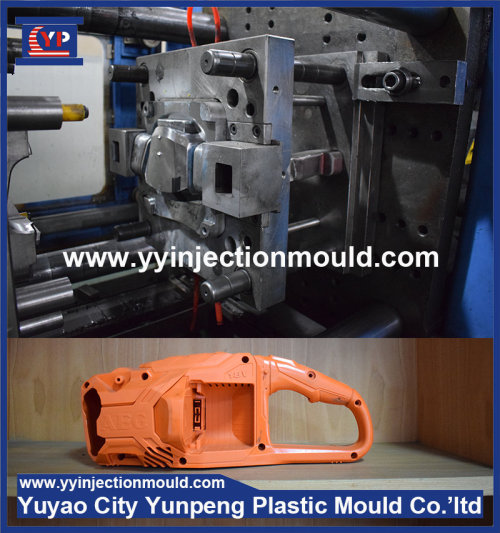 Home appliance plastic shell mold Electric plastic case mould (from Tea)
