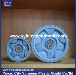 China 's high - quality car steering wheel plastic parts injection mould (from Tea)