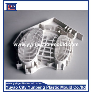 CNC Machining PC/PMMA Plastic Parts 3D Printing Rapid Prototype