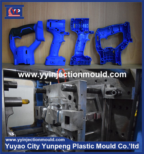 Customized precision plastic injection mould for electronic product shell